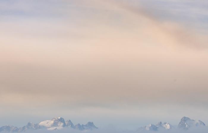 Voyage et randonnée dans les Ecrins afin d'en savoir un peu plus sur la photo de paysage et d'ambiances en montagne, notamment en automne