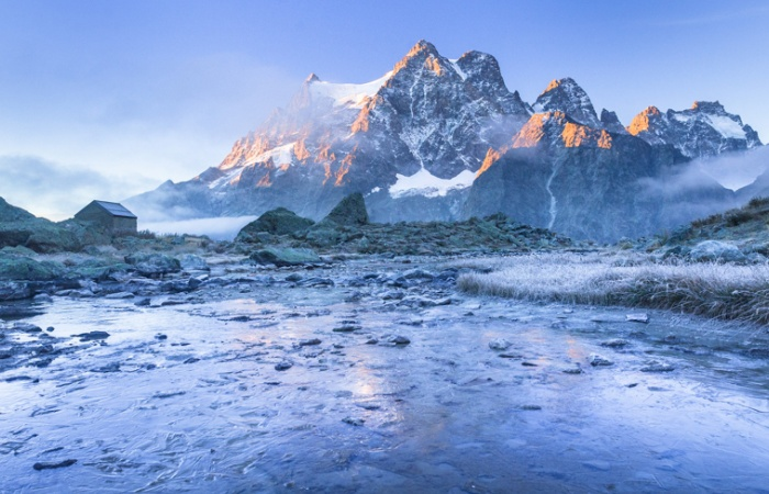 Stage photo nature Ambiance de montagne dans la Vallouise, Pelvoux et Ecrins